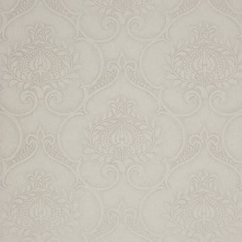 Casadeco Midnight 3 Wallpapers Ornement Wallpaper - Taupe - 26461203