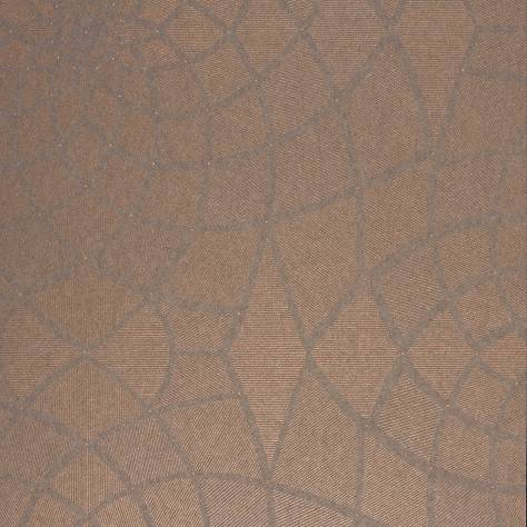 Casadeco Midnight 3 Wallpapers Etoile Wallpaper - Copper - 26473209