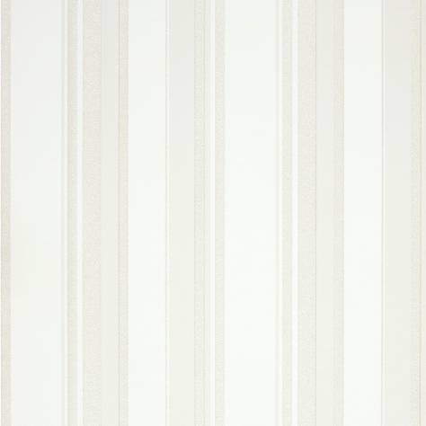 Casadeco Midnight 3 Wallpapers Rayure Wallpaper - White - 26490113