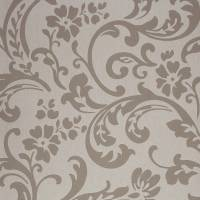 Arabesque Wallpaper - Taupe