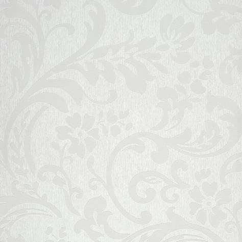 Casadeco Midnight 3 Wallpapers Arabesque Wallpaper - Grey - 26509106