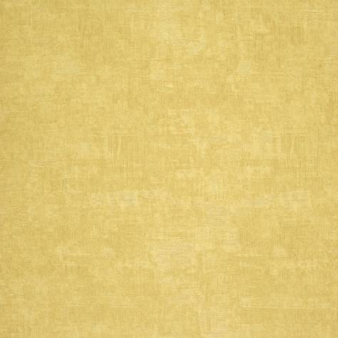 Casadeco Majestic Wallpapers Uni Wallpaper - Yellow - 26372509