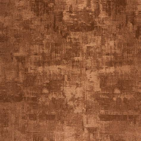 Casadeco Majestic Wallpapers Uni Wallpaper - Copper - 26373129