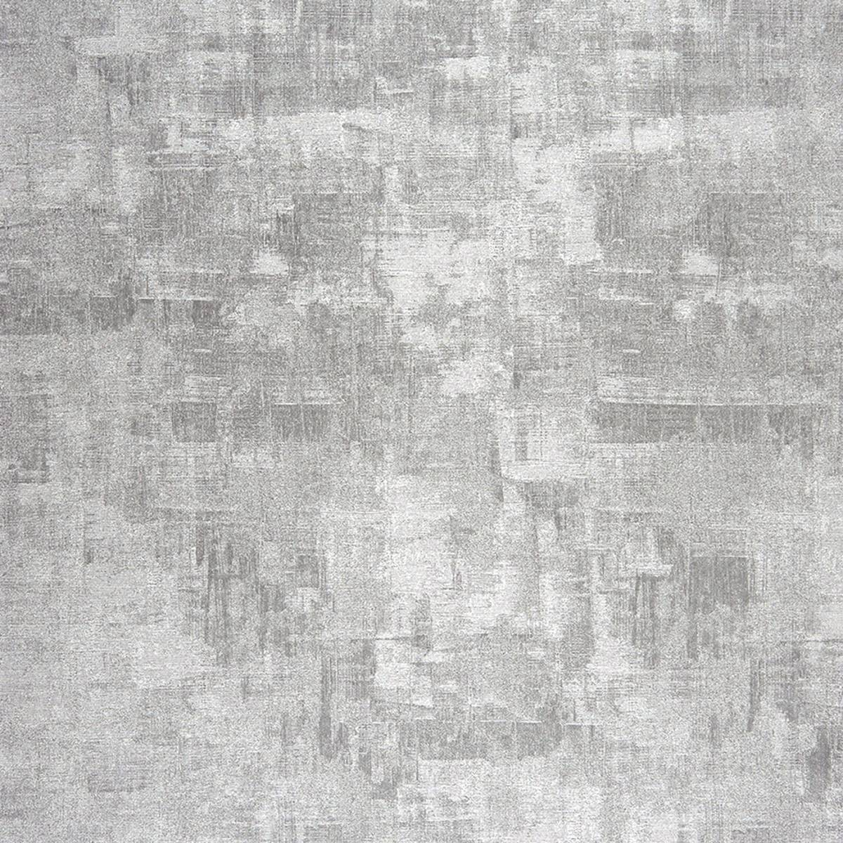 Uni Wallpaper Silver Grey 26379137 Casadeco Majestic