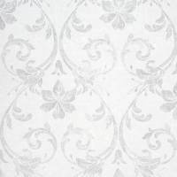 Art Nouveau Wallpaper - White