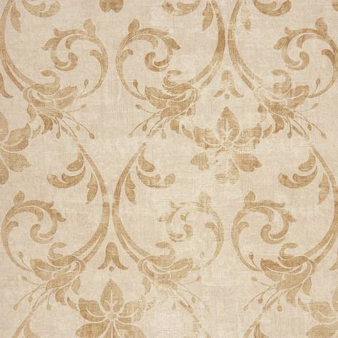 Casadeco Majestic Wallpapers Art Nouveau Wallpaper - Sable - 26402138