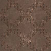 Couronne Wallpaper - Brown/Copper