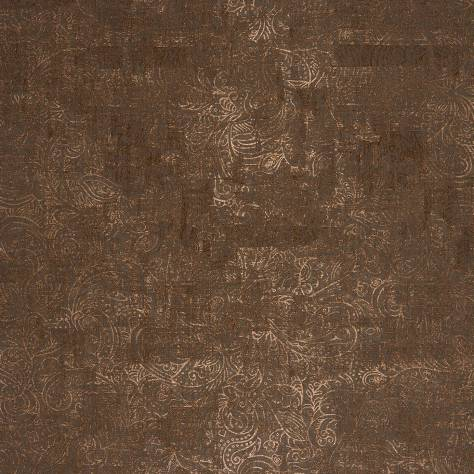 Casadeco Majestic Wallpapers Cachimere Wallpaper - Brown/Copper - 26431442