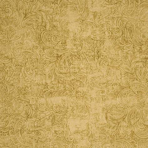 Casadeco Majestic Wallpapers Cachimere Wallpaper - Yellow - 26432522