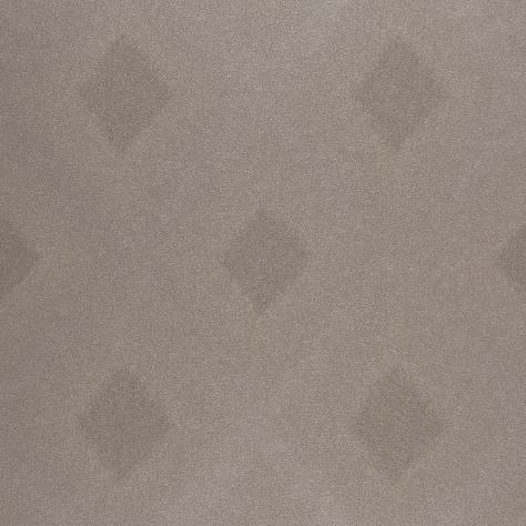 Casadeco Empire State Fabrics & Wallpapers Diamond Wallpaper - Black - 26769103