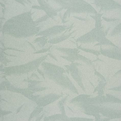 Casadeco Empire State Fabrics & Wallpapers Froisse Wallpaper - Blue - 26776112