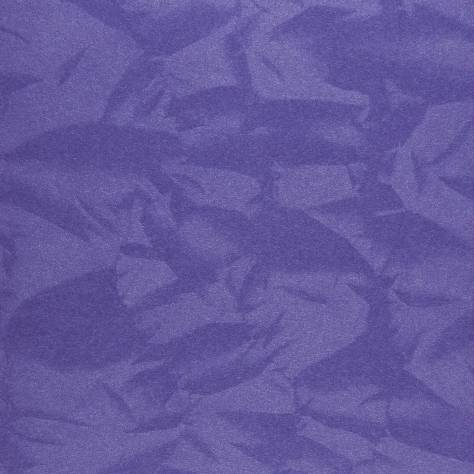 Casadeco Empire State Fabrics & Wallpapers Froisse Wallpaper - Klein Blue - 26776210