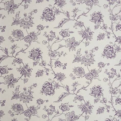 Casadeco Chantilly Fabrics & Wallpapers Indienne Wallpaper - 22965137