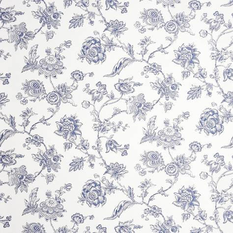 Casadeco Chantilly Fabrics & Wallpapers Indienne Wallpaper - 22966108
