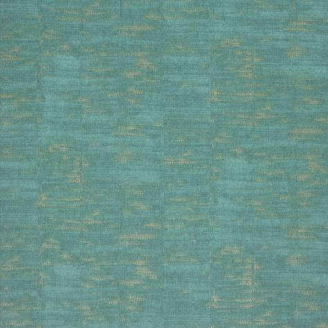 Casadeco Amazing Fabrics & Wallpapers Uni Wallpaper - Turquoise - 26806204