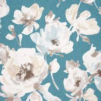 All Over Wallpaper - Turquoise