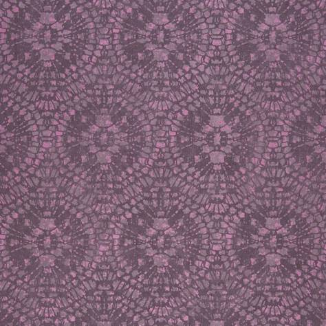 Casadeco Amazing Fabrics & Wallpapers Ornement Wallpaper - Violet - 26835132