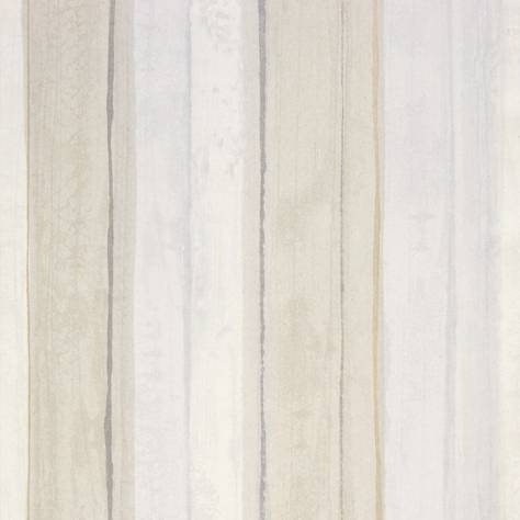Casadeco Amazing Fabrics & Wallpapers Rayure Wallpaper - Beige - 26841117
