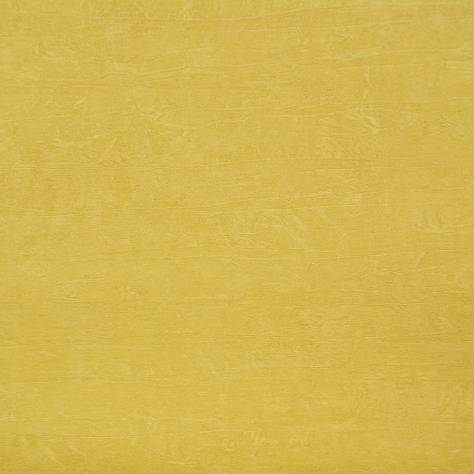 Casadeco Geode Wallpapers Uni Patine Wallpaper - Yellow - 26932148