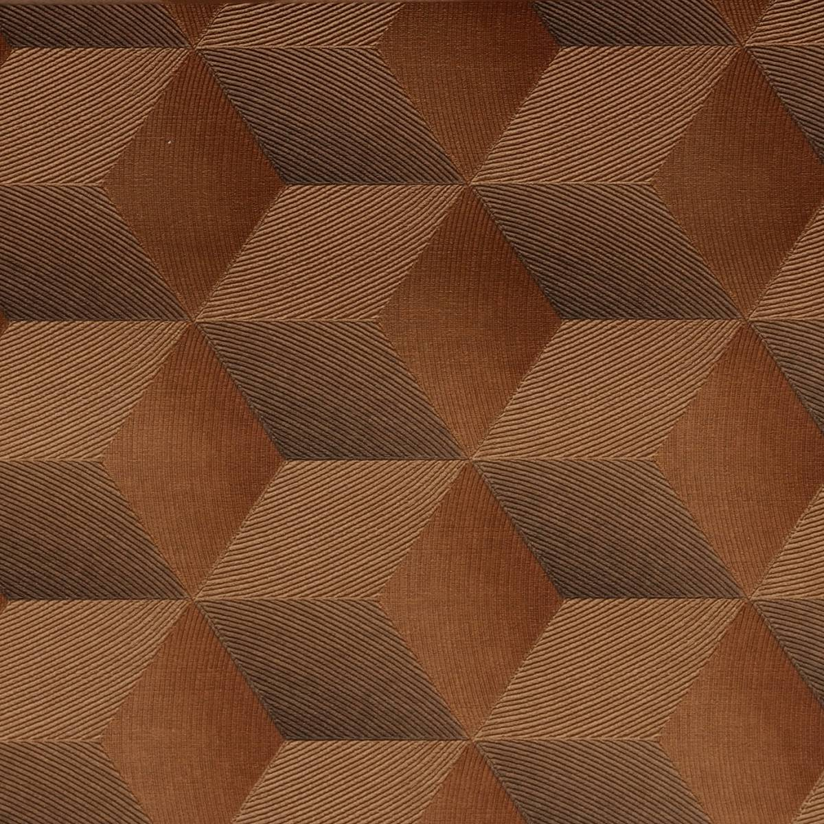 Casadeco Chrome Wallpapers Square D Wallpaper Copper  Loading Zoom