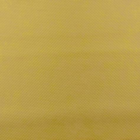 Casadeco Chrome Wallpapers Uni Leather Wallpaper - Yellow - 28370232