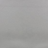 Uni Leather Wallpaper - Gris