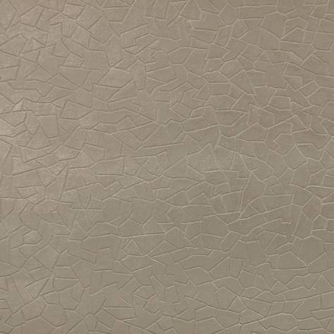 Casadeco Chrome Wallpapers Origami Wallpaper - Taupe - 28381231