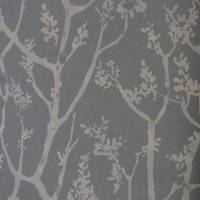 Arbre Wallpaper - Anthracite