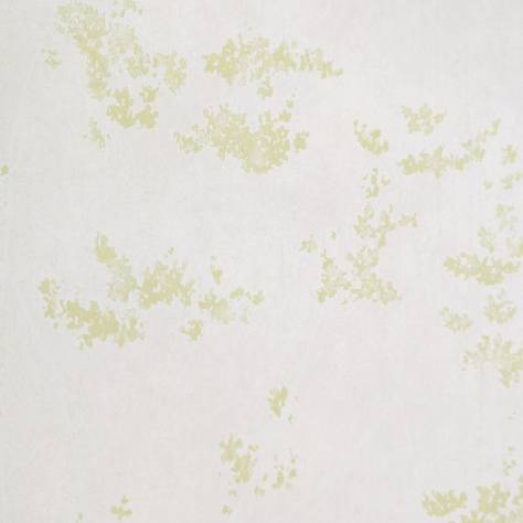 Casadeco Innocence Fabrics & Wallpapers Graminees Wallpaper - Vert - 27577437