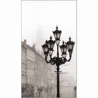 Prague Wallpanel - Noir