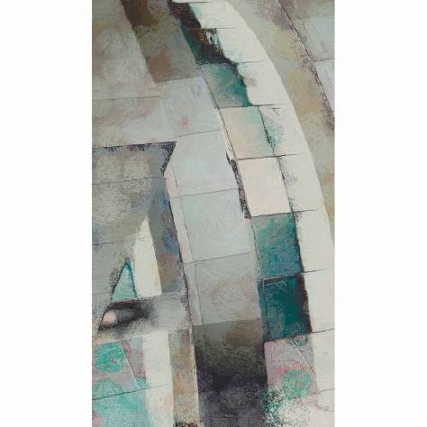 Casadeco So Wall 2 Underground Wallpanel - Argent - 27079225