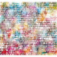Brick Lane Wallpanel - Multicouleurs