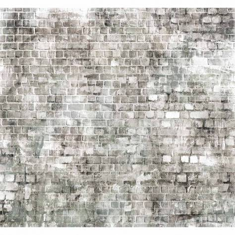 Casadeco So Wall 2 Brick Lane Wallpanel - Gris - 27269121