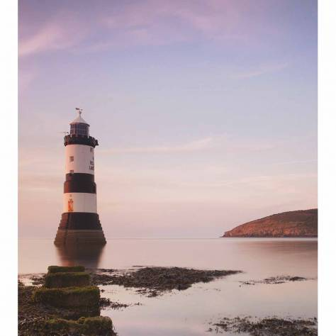 Casadeco So Wall 2 Lighthouse Wallpanel - Marron - 27326432