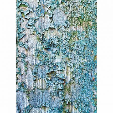 Casadeco So Wall 2 Ecorce Wallpanel - Bleu - 27346701