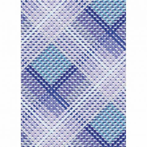 Casadeco So Wall 2 Fragments Wallpanel - Bleu - 27395312