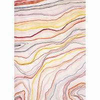 Agate Wallpanel - Rouge