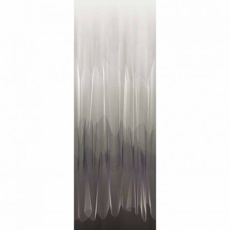 Casadeco So Wall 2 Ondes Wallpanel - Gris - 27449720