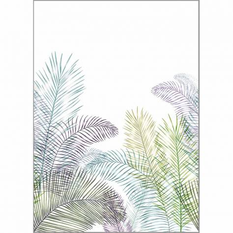 Casadeco So Wall 2 Jardin Botanique Wallpanel - Vert - 27457307