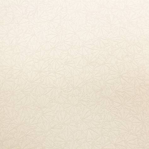 Casadeco Zao Wallpapers Ginko Wallpaper - White - 28640119