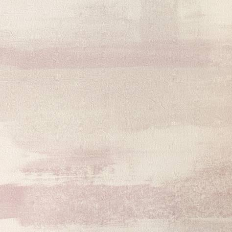 Casadeco Zao Wallpapers Rayure Wallpaper - Rose/Taupe - 28674108