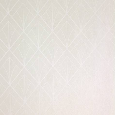 Casadeco Louise Wallpapers Art Deco Wallpaper - White - 28890133