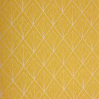 Art Deco Wallpaper - Yellow