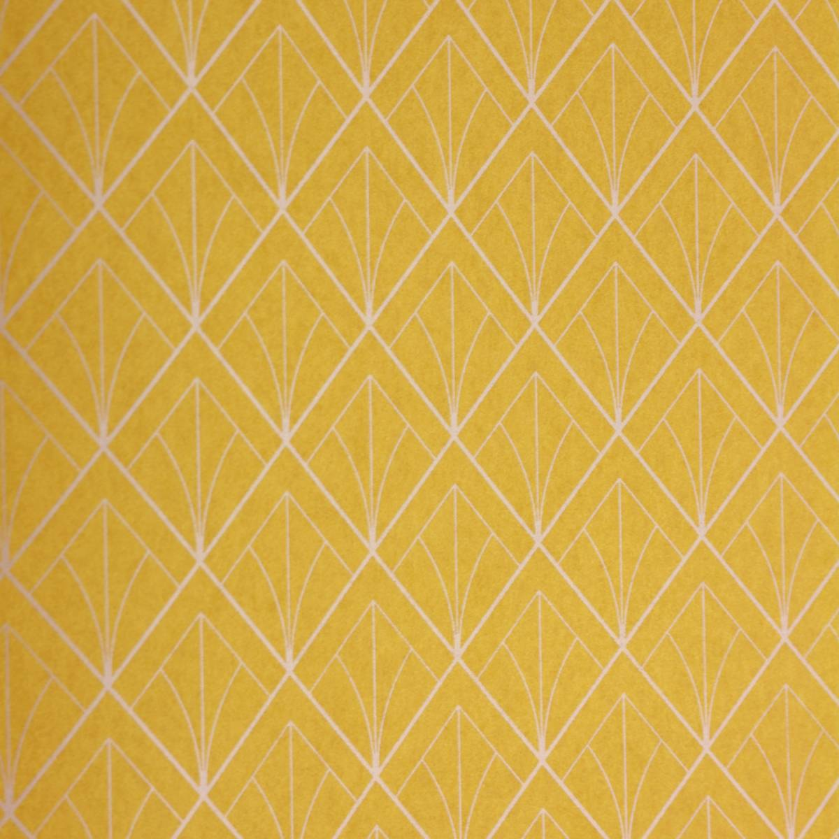 Art Deco Wallpaper Yellow 28892019 Casadeco Louise