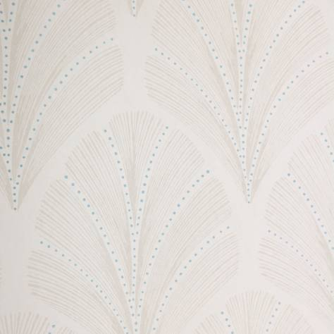 Casadeco Louise Wallpapers Palmette Wallpaper - Beige - 28911222