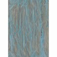 Froisse Wallpanel - Blue