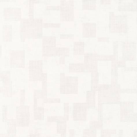 Casadeco Baltic Wallpapers Patchwork Wallpaper - White - 29220119