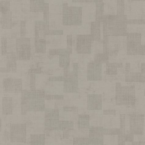 Casadeco Baltic Wallpapers Patchwork Wallpaper - Taupe 2 - 29221328