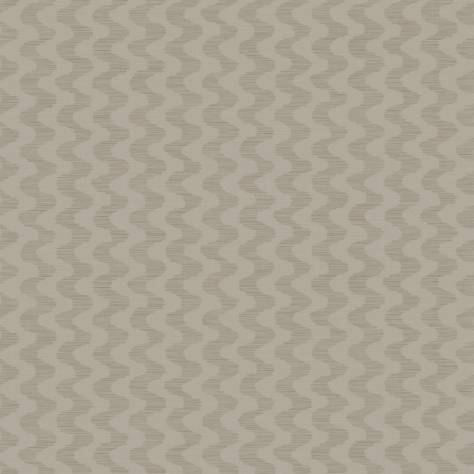 Casadeco Baltic Wallpapers Zig Zag Wallpaper - Taupe - 29231232