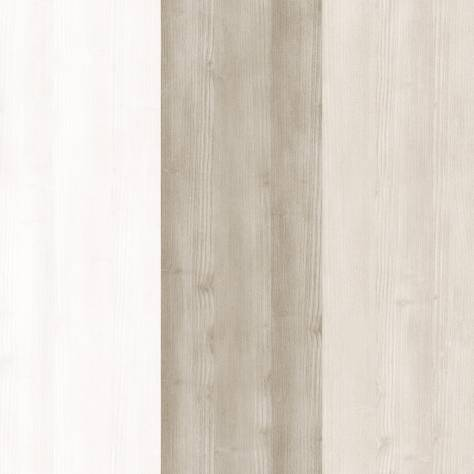 Casadeco Baltic Wallpapers Bois Wallpaper - Taupe - 29241229